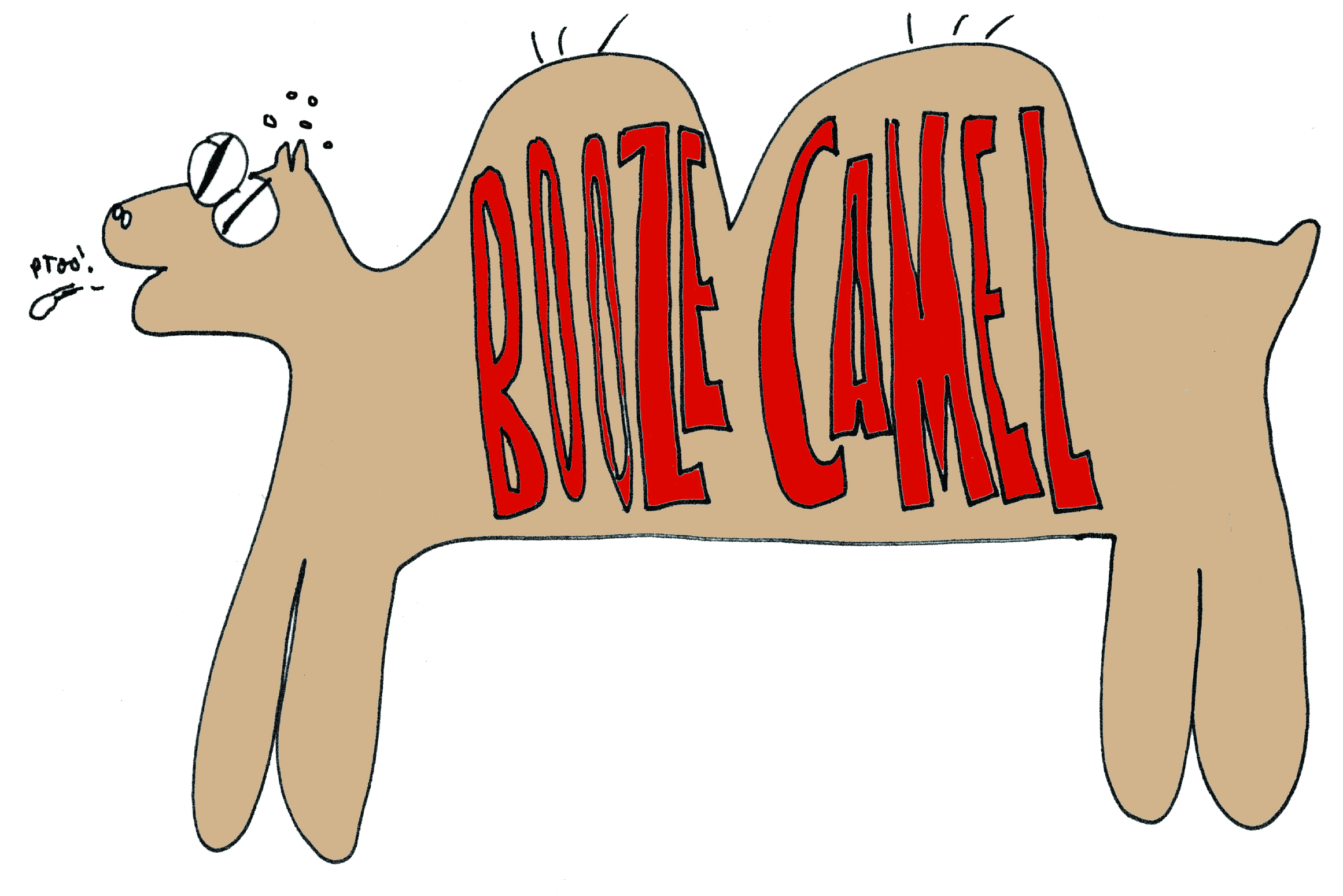 Booze Camel